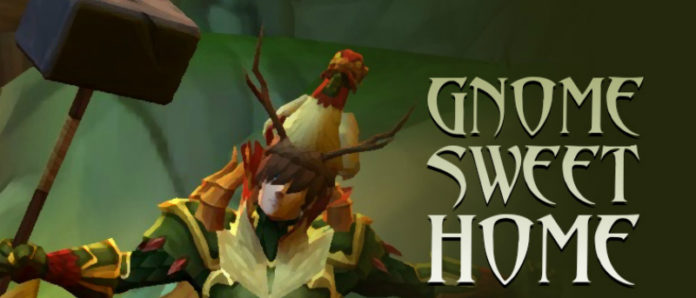 AdventureQuest 3D Gnome Sweet Gnome