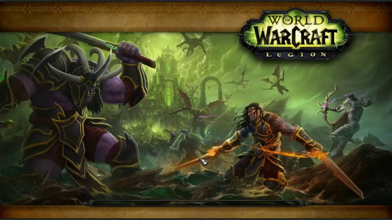 World of Warcraft Legion PVP