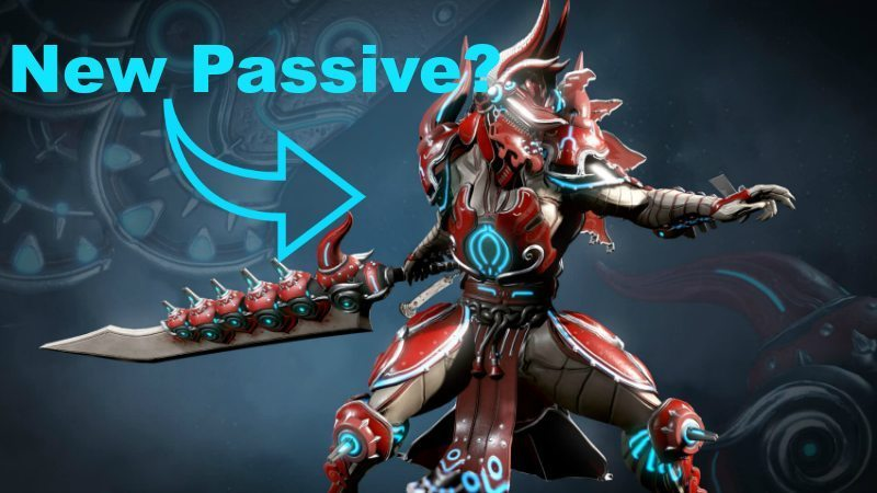 Warframe Chroma Dynasty Skin Passive Header