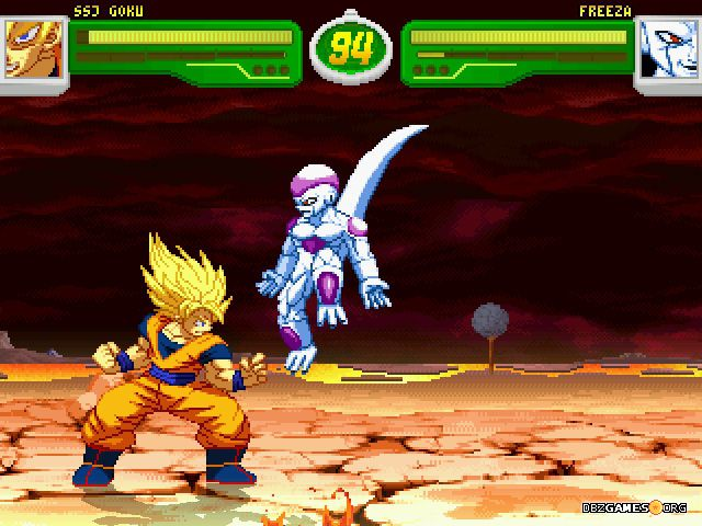 Fan-Made Hyper Dragon Ball Z Releases Champ Build