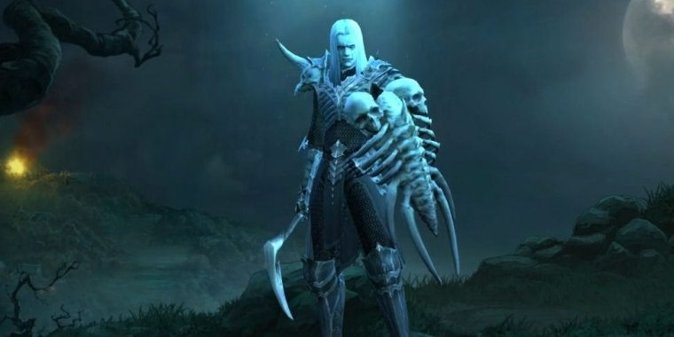 Diablo III Gets PTR 2.6.1 Patch Notes