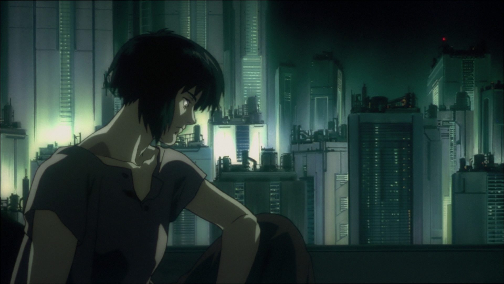 Ghost In The Shell Animation Project Announced