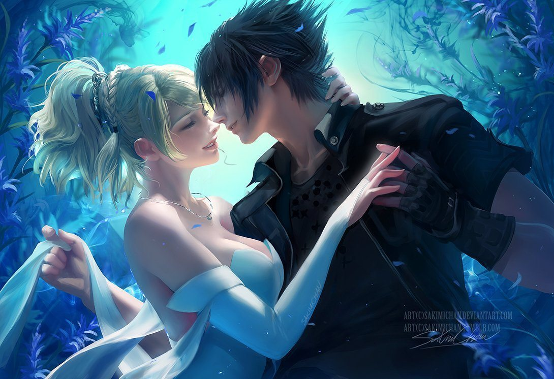 Final Fantasy XV Fan Art
