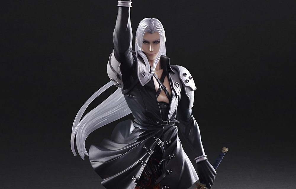 Sephiroth bust Square Enix
