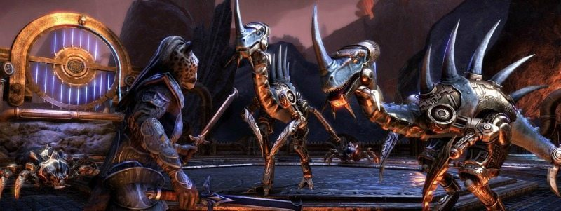 Elder Scrolls Online Morrowind Halls of Fabrication