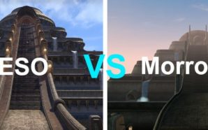 Elder Scrolls Online Morrowind Vivec City Palace VS Header