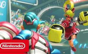 ARMS Brings Back TestPunch, Adds New Character