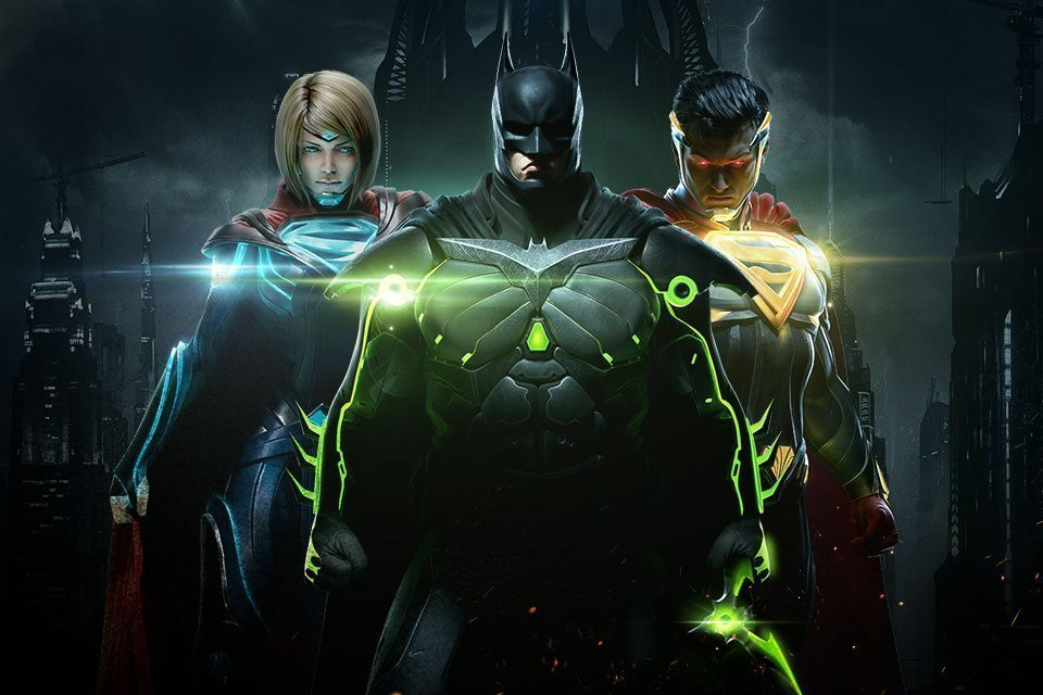 Injustice 2's Next DLC Character Has Been Revealed, Watch The Trailer Here