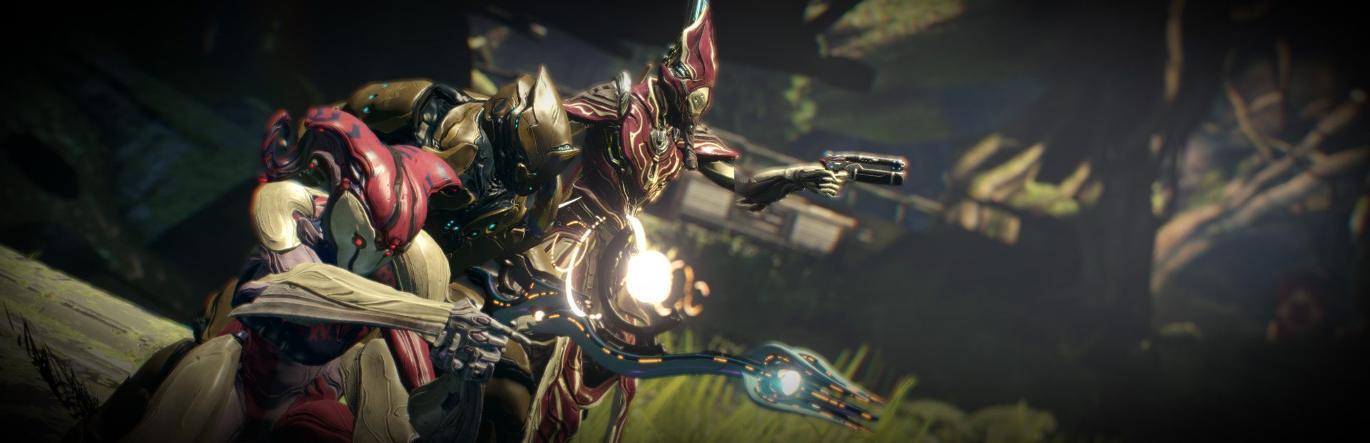 Warframe Multiplayer Captura Contest