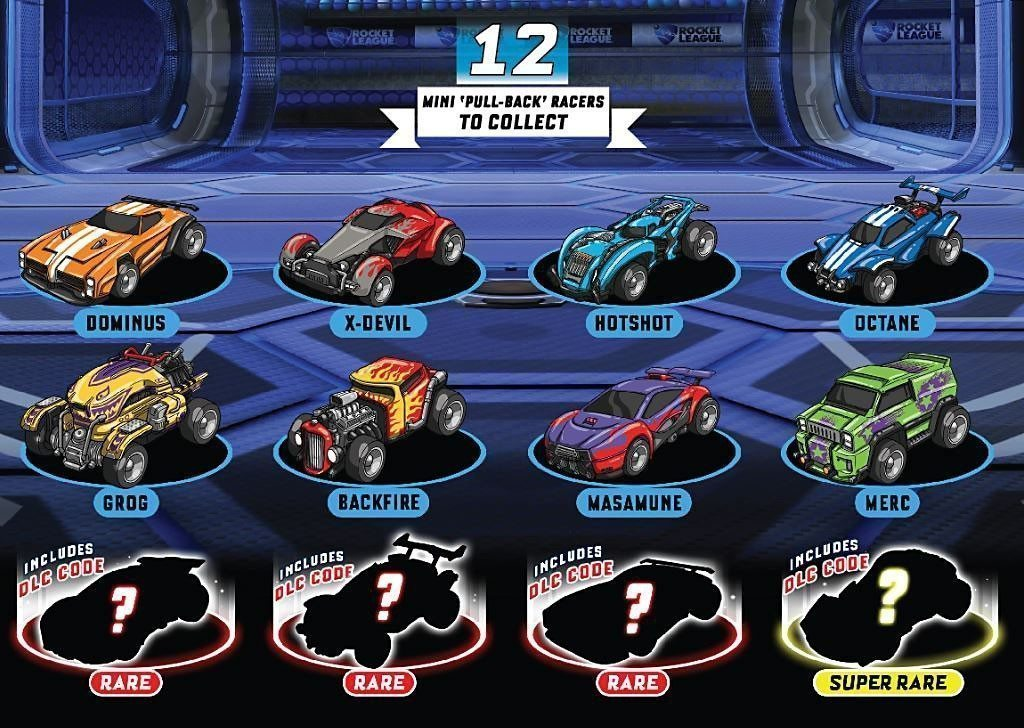 Are The Rocket League Toys Living Up To Their Potential