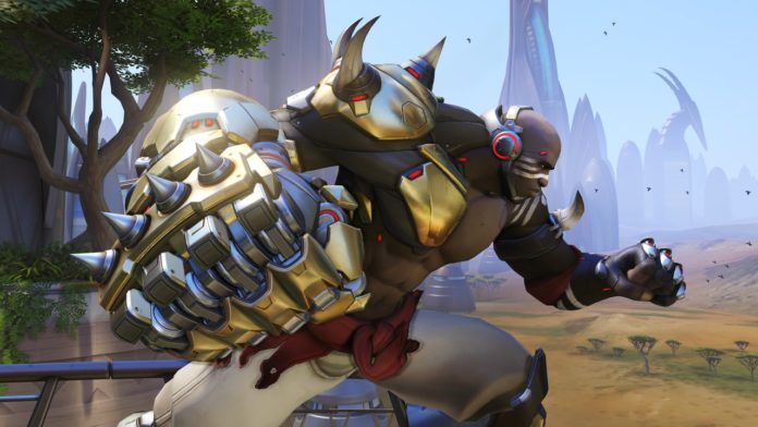 Doomfist is coming to Overwatch