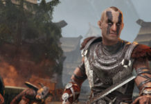 Elder Scrolls Online Horns of the Reach Falkreath Hold Nords