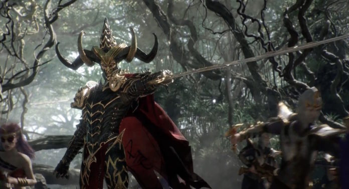 Total War: Warhammer 2 New Trailer Showcases The Dark Elves