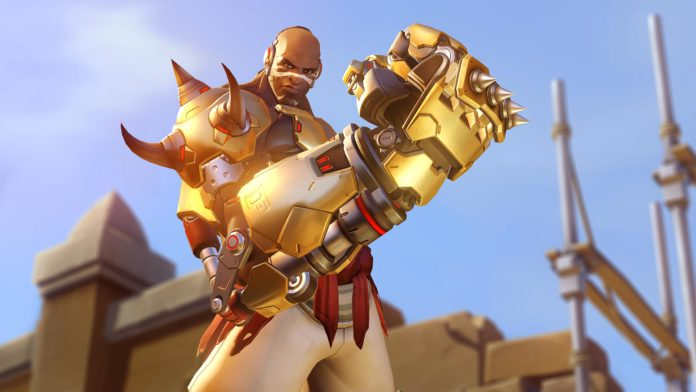 Overwatch finally gets Doomfist, but it's not what we expected