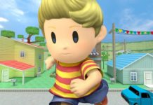 Lucas Mother 3 Super Smash Bros