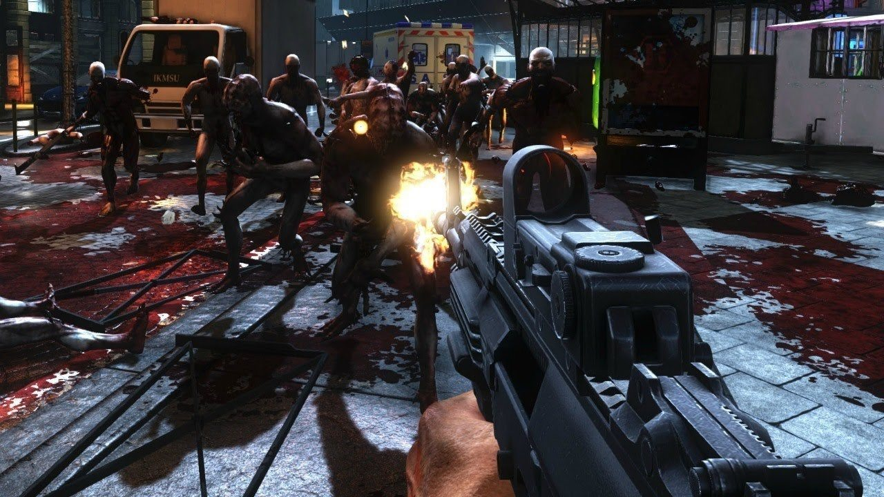 Killing Floor 2 Will Run At 4K Resolution On Xbox One X