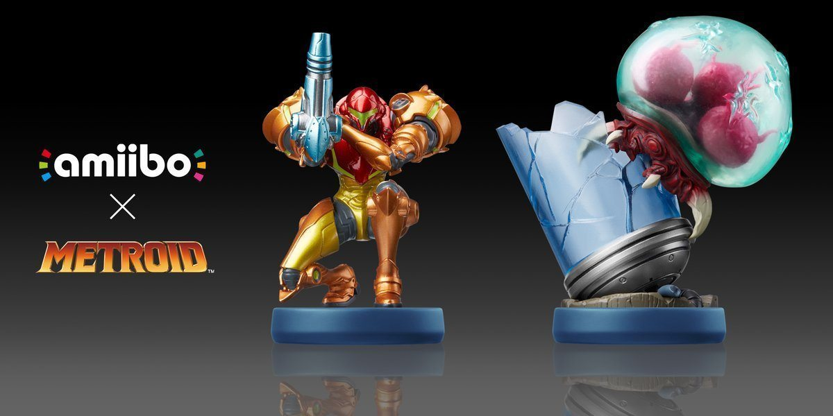 Samus Returns features locked behind amiibo — Several Metroid