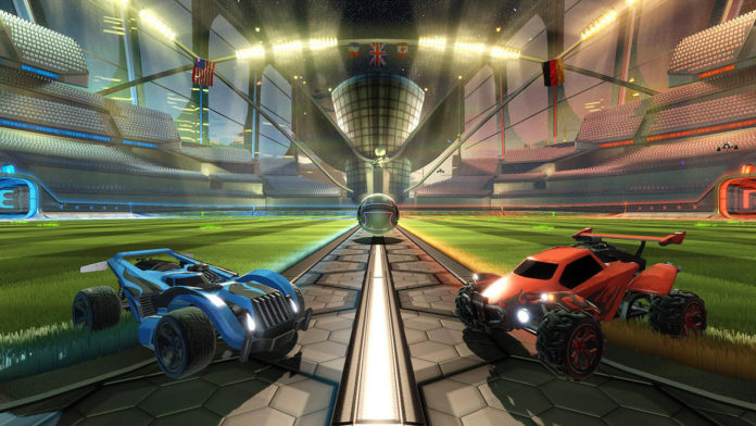 Rocket League For Nintendo Switch Coming This Holidays, More DLC's Incoming