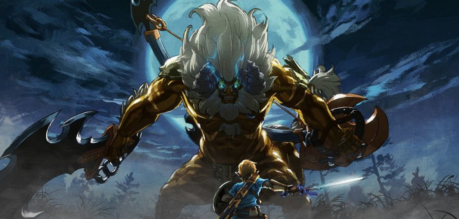 Breath of the Wild The Master Trials