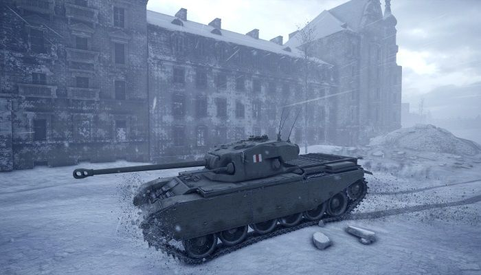 In the console World of Tanks will be the story campaign