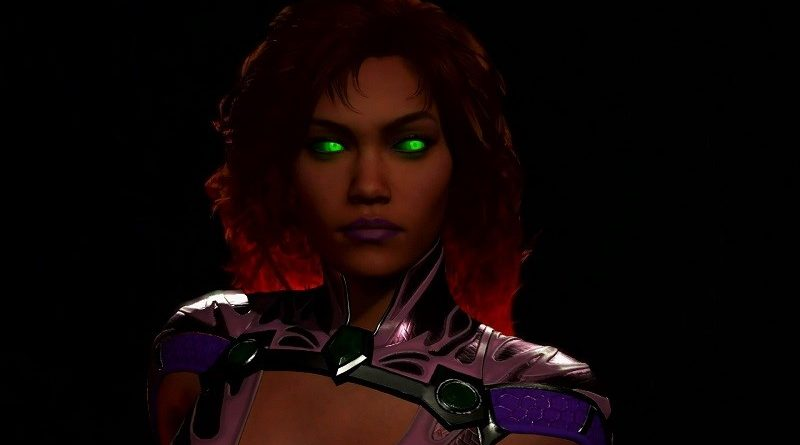 Injustice 2: Starfire Release Date Revealed