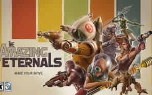The Amazing Eternals Gets Founders Program