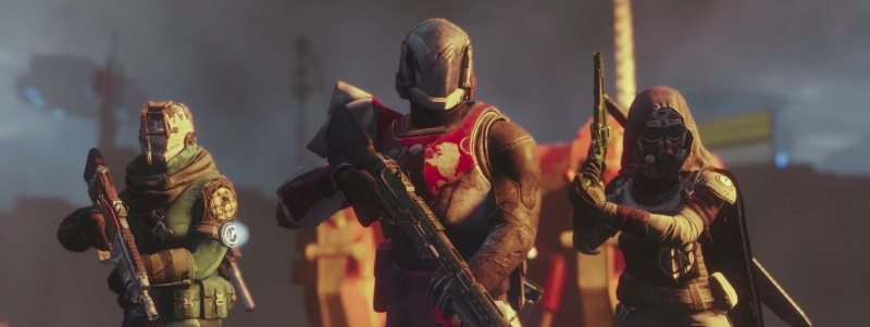 Destiny 2 Launch Trailer Screenshot