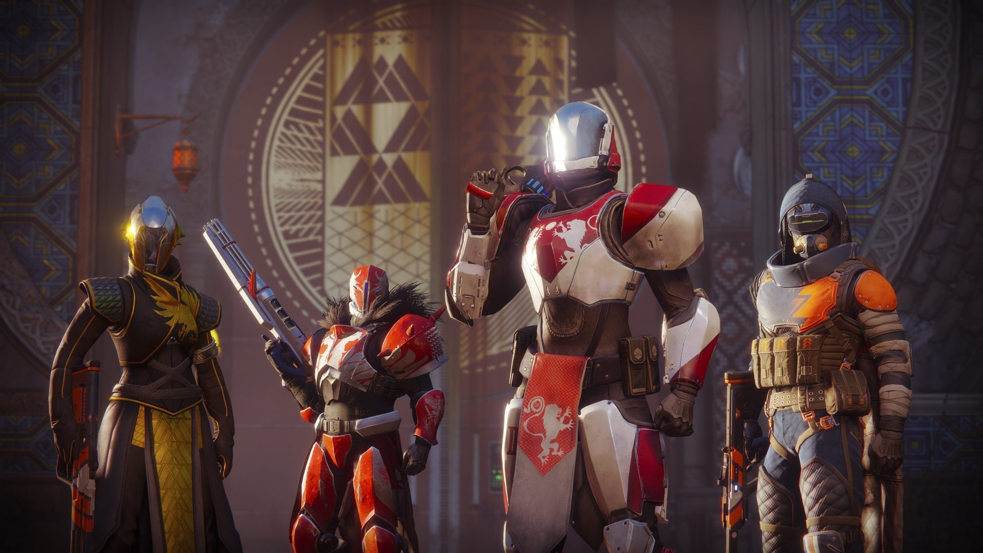 Here's how and when you can play Destiny 2's PC beta