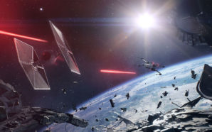 Star Wars Battlefront II Shows Off Starfighter Assault Mode