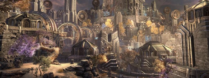 Elder Scrolls Online Clockwork City