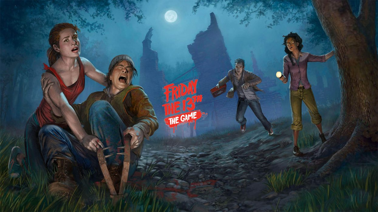 Friday teh 13th: The Game