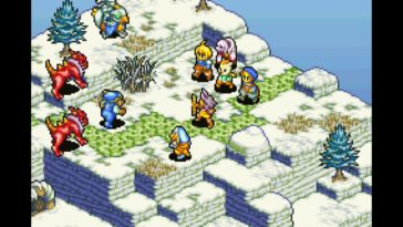 Final Fantasy Tactics MMORPG