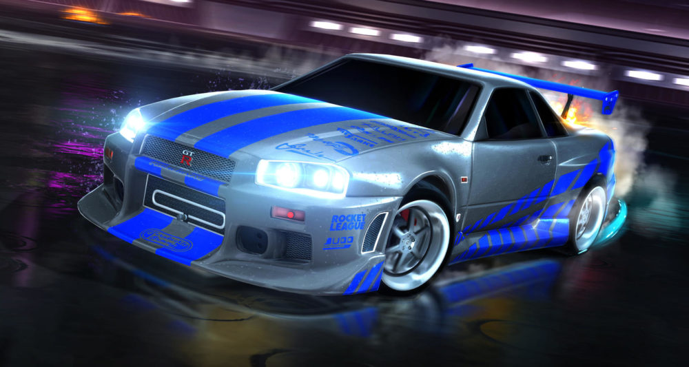 Two New Fast & Furious Cars Inbound to Rocket League
