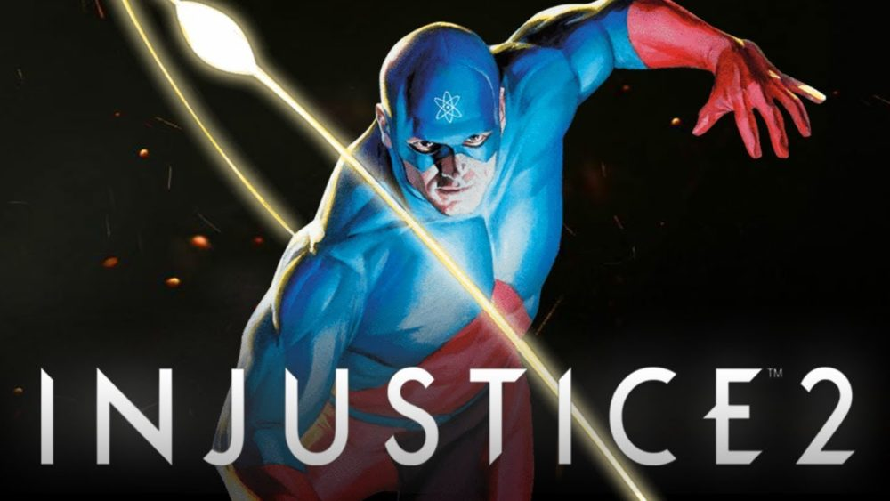 The Atom Joins Injustice 2's Roster