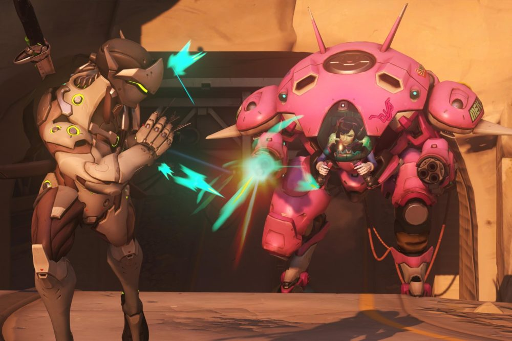 Blizzard Could be Working on a New Overwatch Game