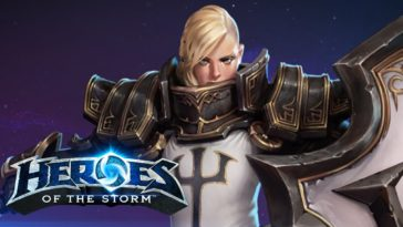 Heroes of the Storm - Johanna changes