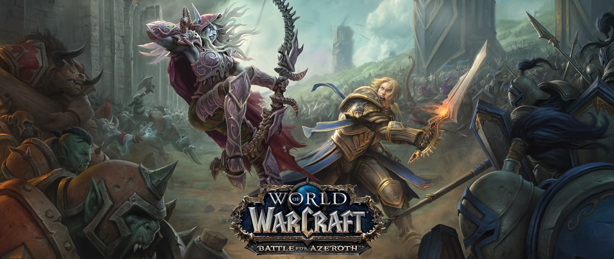 The Horde Battle For Azeroth World of Warcraft MMORPGs