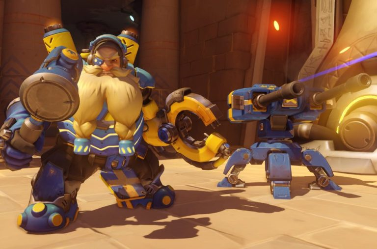 Overwatch on Xbox One X could get 4K support