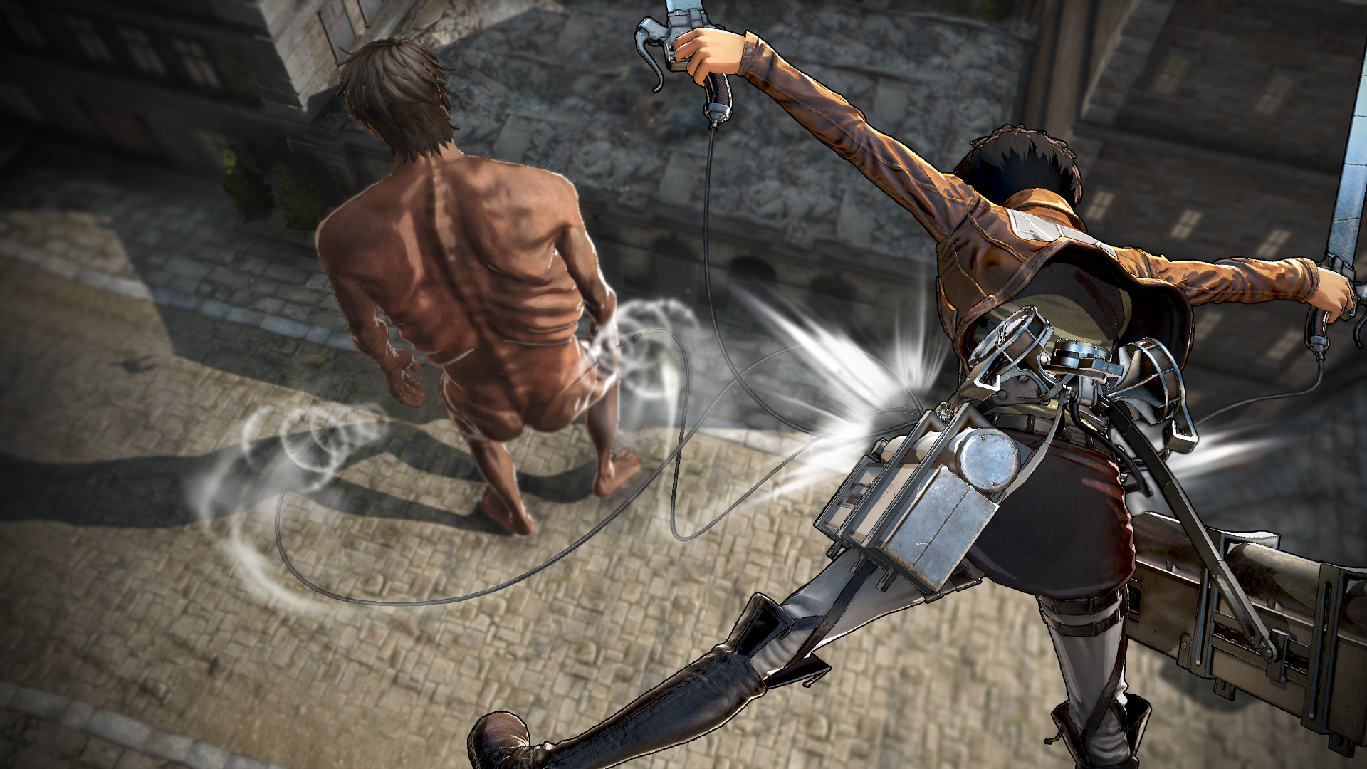 Attack on Titan 2 Invades the West in 2018