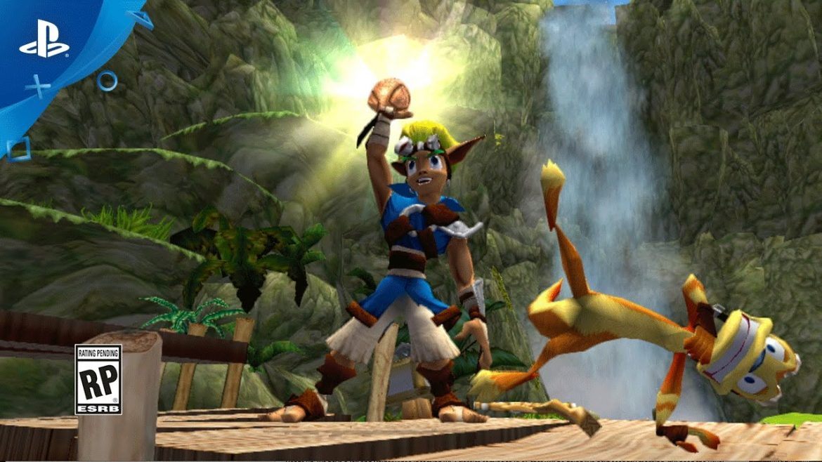 Jak and Daxter PS2 Classics - Launch Trailer